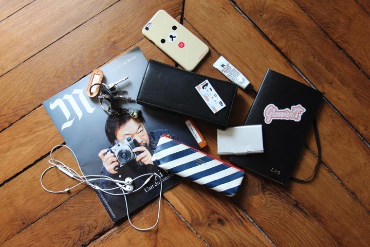 A l'intérieur du sac de Lili... (©Ma Récréation)