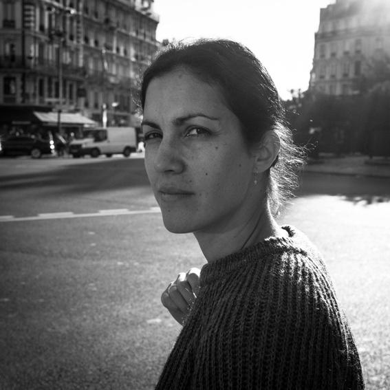 PORTRAIT© Grégoire Voevodsky